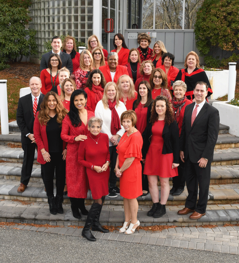 Go Red Committee Photo
