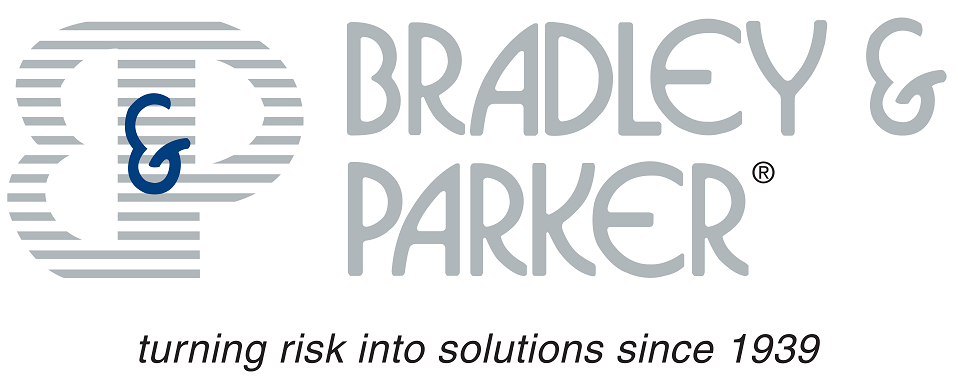 Bradley and Parker Turning Risk Into Solutions Since 1939 Logo