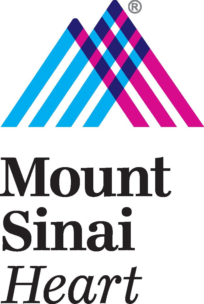 Mount Sinai Heart Logo