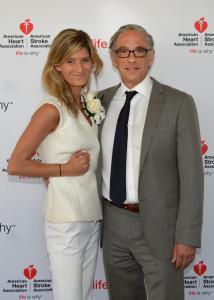Heart Ball Co-Chairs Cristina Civetta and Ed Scheetz