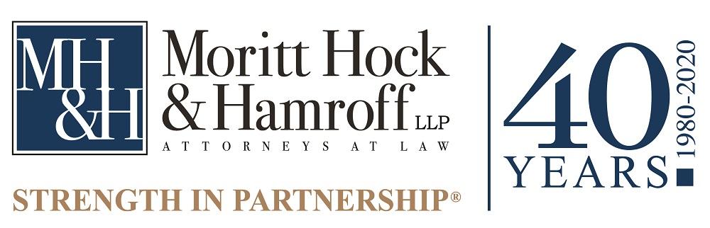 Sponsor Logo Moritt Hock and Hamroff