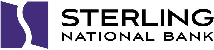 Sponsor Logo Sterling National Bank