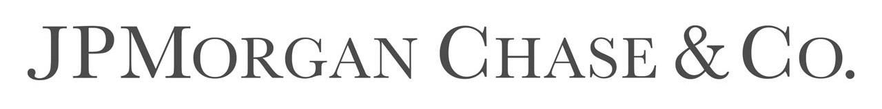 Sponsor Logo J P Morgan Chase