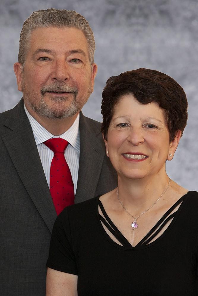 Tom and Nancy Dufek photo