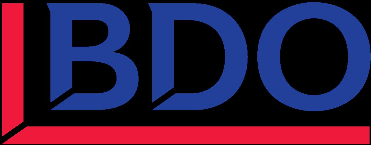 BDO Sponsor Logo