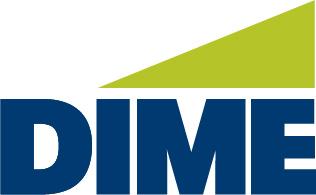 Dime Bank Sponsor Logo