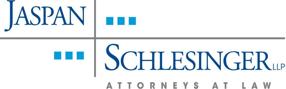Jaspan Schlesinger LLP Sponsor Logo