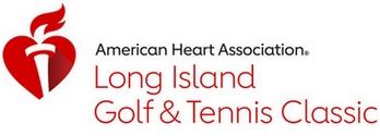 American Heart Association-Long Island Golf and Tennis Classic logo