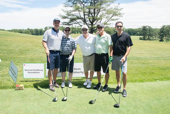 Golf Participants
