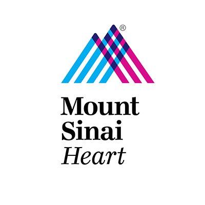 Mount Sinai Heart Sponsor